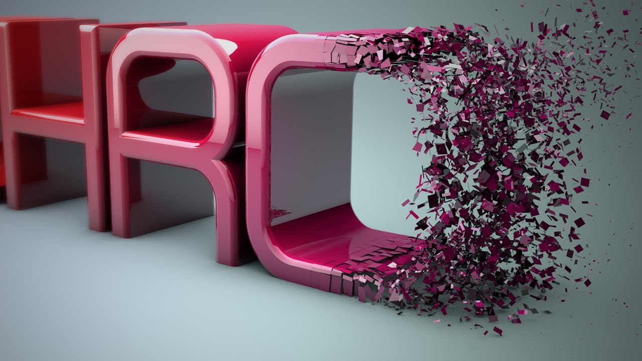 c4d-particles-transition-to-text
