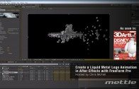 Create a Liquid Metal Logo Animation in After Effects | FreeForm Pro