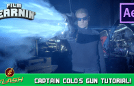 Captain Cold's Gun After Effects